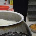 اطعام خانواده های تحت پوشش موسسه خیریه اباصالح المهدی